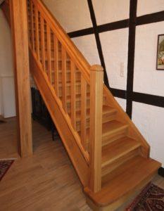 Massgeschneiderte Treppe